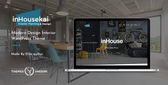 Inhousekai | Modern Design Interior WordPress Theme            TFx Cambyses Ralf