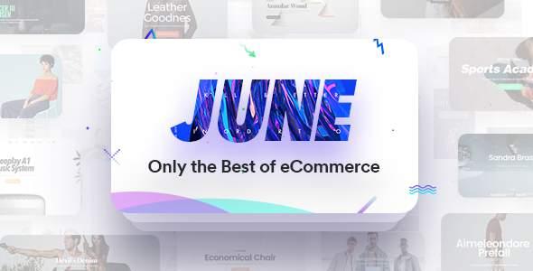 June - Multi-Purpose Responsive WooCommerce Theme            TFx Hedley Abdul