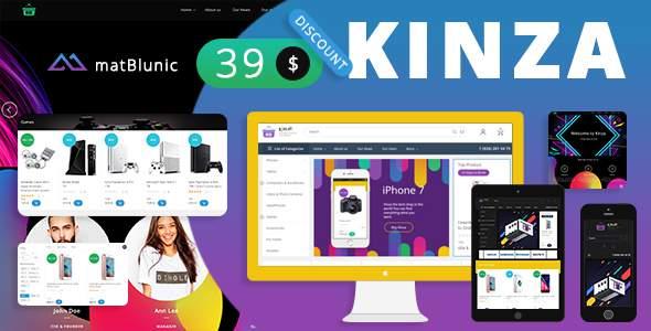 Kinza - Responsive Multipurpose JoomShopping Theme            TFx Agung Brandon
