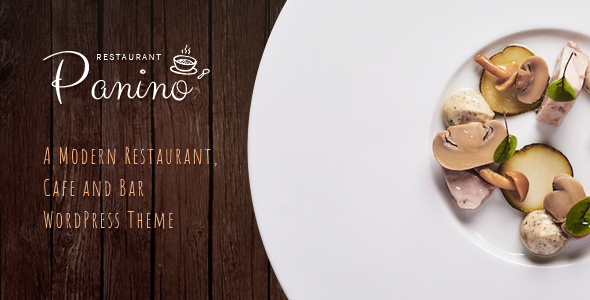 Panino – A Modern Restaurant and Cafe WordPress Theme            TFx Milford Aiden