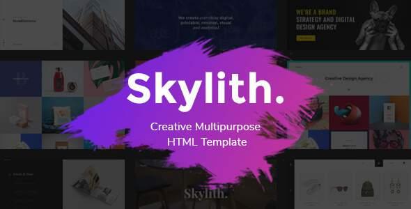 Skylith - Viral & Creative Multipurpose HTML Template            TFx Sullivan Madison