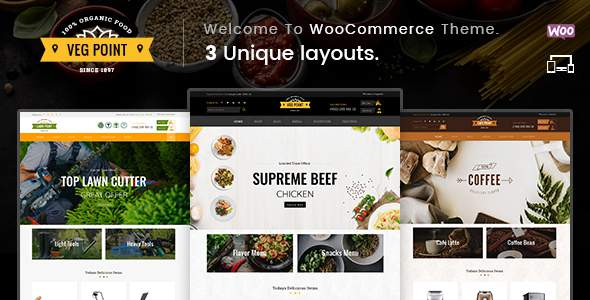 Veg Point – Multipurpose WooCommerce Theme            TFx Patrick Cosmo