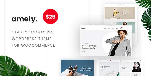 Amely – eCommerce WordPress Theme for WooCommerce            TFx Darion Chase
