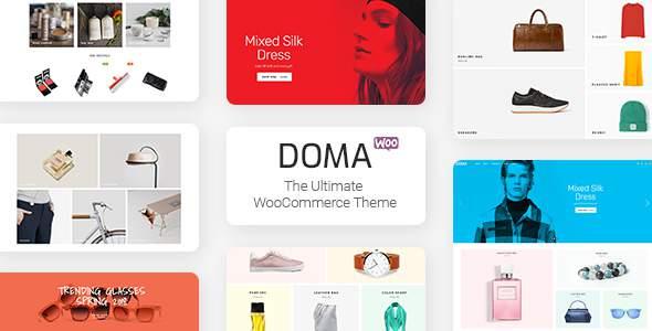 Doma - Fastest Multipurpose WoooCommerce Theme            TFx Kuro Tarquin