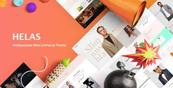Helas - Multipurpose WooCommerce Theme            TFx Origen German