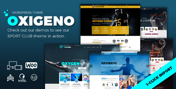 Oxigeno – Sport Club and Team WordPress Theme            TFx Jayce Colin