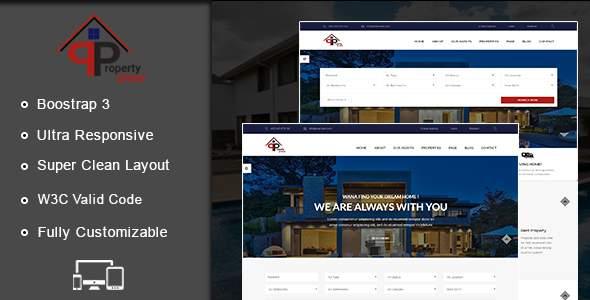 PropertyPress HTML Template            TFx Kaito Algar