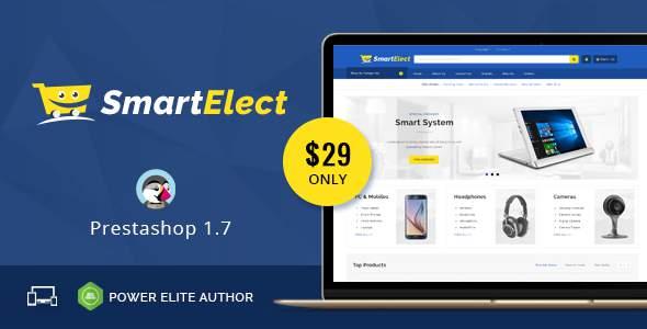 SmartElect – Responsive Prestashop 1.7 Theme            TFx Jermaine Brennan