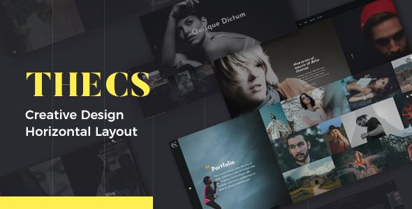 Thecs - Portfolio WordPress Theme            TFx Jackson Wilton