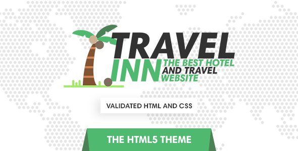 Travelinn Tour Booking HTML5 Template            TFx Tyler Jeremiah