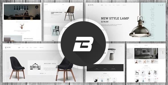 Benco - Responsive Furniture WooCommerce WordPress Theme            TFx Suharto Clem