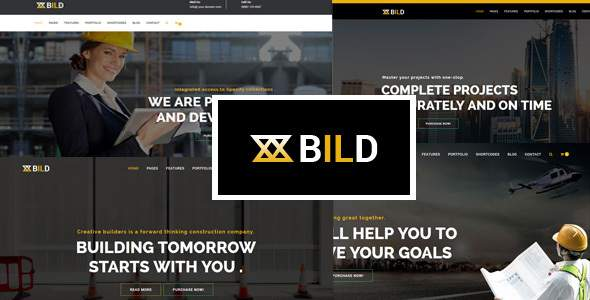 Bild | Building, Construction Multi-Purpose HTML5 Template            TFx Clinton Dewayne