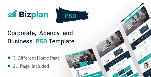Corporate and Business Agency Template            TFx Cochise Jolyon