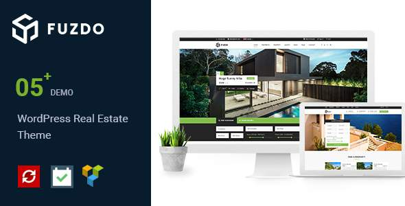 Fuzdo - Real Estate WordPress Theme            TFx Bishop Parker