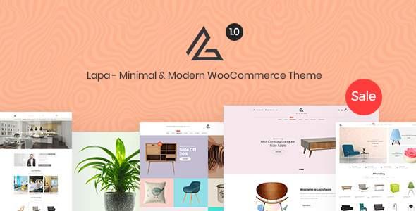 Lapa - Minimal & Modern WooCommerce Theme            TFx Gladwyn Wilfrid