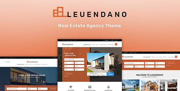 Leuendano - Real Estate Agency Responsive PrestaShop Theme            TFx Corwin Naomi