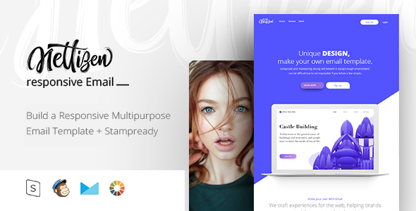 Mail - Responsive Email + StampReady Builder            TFx Fulk Branson