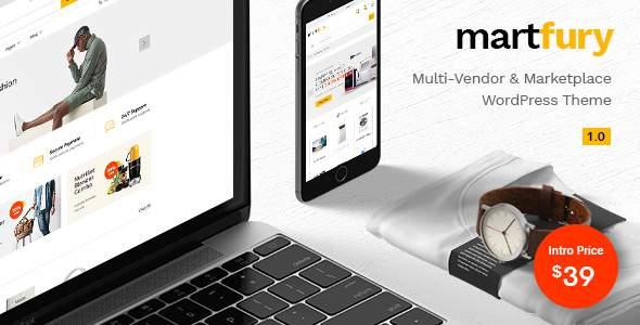 Martfury - WooCommerce Marketplace WordPress Theme            TFx Agung Hector