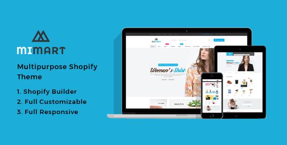 Mimart – Shopify Theme            TFx Rich Jaxon