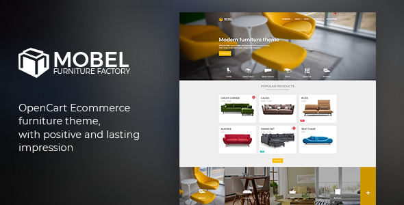 Mobel - OpenCart Furniture Theme            TFx Lorne Taylor
