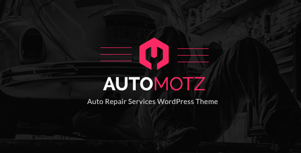 Automotz -  Auto Repair Services WordPress Theme            TFx Jeffrey Wayan