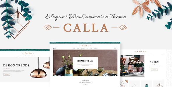 Calla - An Elegant WooCommerce Theme Tailored for Online Shops            TFx Spendies Crawford