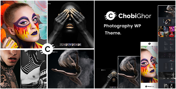 Chobighor – Creative Photography WordPress Theme            TFx Les Juvenal
