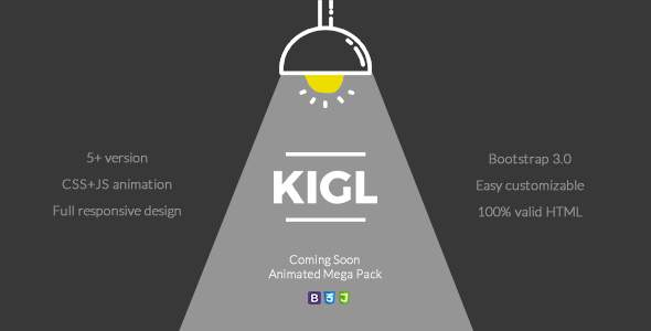 LIGL - Coming Soon Animated Mega Pack            TFx Lawrie Alf