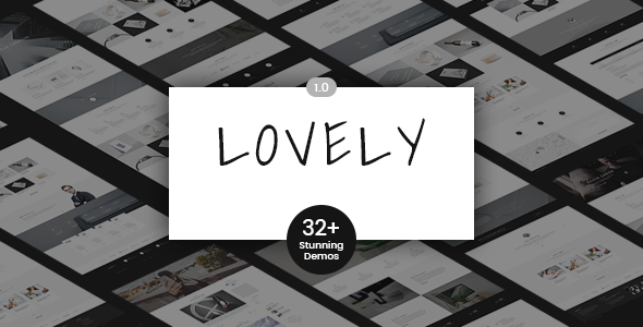 Lovely Corporate | Creative Multi-Purpose Joomla Template            TFx Ryuunosuke Geronimo