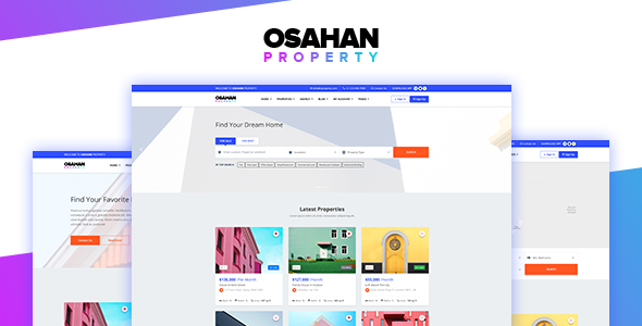 Osahan Property - Bootstrap 4 Light Real Estate Theme            TFx David Linden