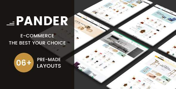 Pander – Furniture Responsive Magento Theme            TFx Cameron Jervis