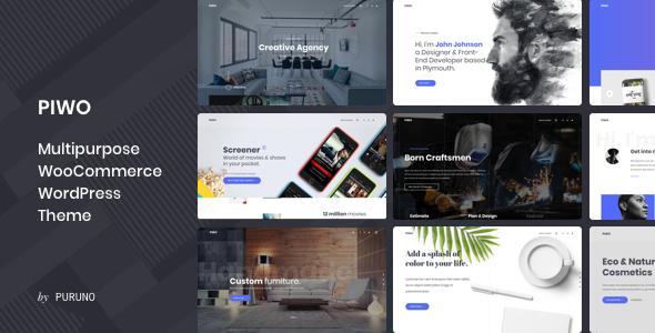 Piwo - A Multipurpose & WooCommerce WordPress Theme            TFx Daichi Tylor