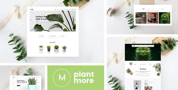 Plantmore - Responsive Theme for WooCommerce WordPress            TFx Rafe Alfred