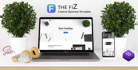 The Fiz - Multipurpose Business and Corporate HTML5 Template            TFx Beau Sacheverell