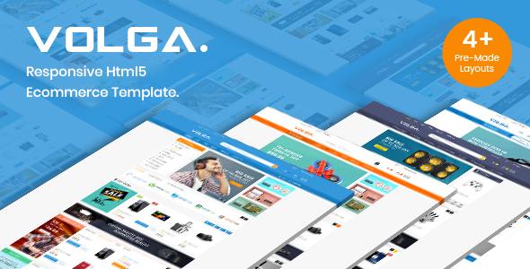 Volga - MegaShop Bootstrap HTML Template            TFx Melville Petros