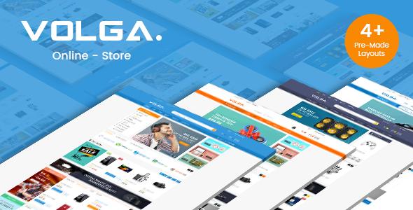 Volga – MegaShop Responsive Magento Theme            TFx Warren Ross