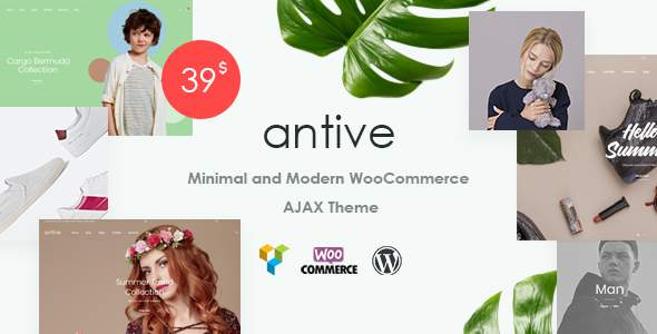 Antive - Minimal and Modern WooCommerce AJAX Theme            TFx Lincoln Jackie