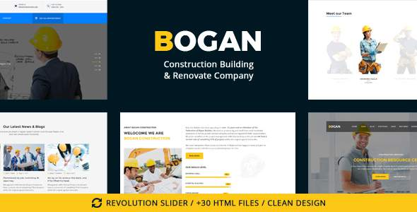 Bogan – Construction Building & Renovate Company            TFx Herbert Itsuki