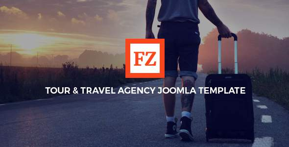FZ - Tour & Travel Agency Joomla Template With Page Builder            TFx Ash Roswell