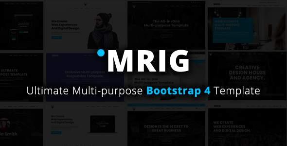 Mrig - Multi-purpose Template            TFx Mega Dominic