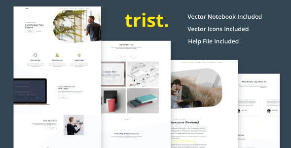 Trist - Landing Page Agency            TFx Den Rudolph