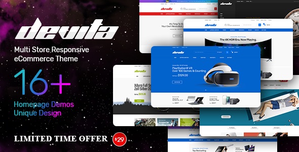 Devita – Multipurpose Theme for WooCommerce WordPress            TFx Clair Peers