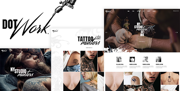 Dotwork – A Theme for Tattoo and Piercing Studios            TFx Darien Lance