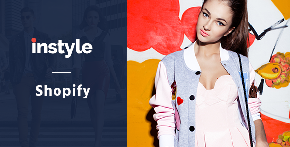 Instyle - Responsive Shopify Theme            TFx Rube Rex
