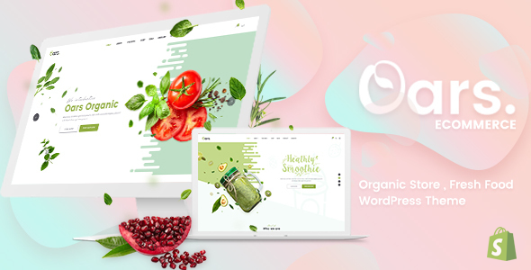 Oars – 7 Fastest UI/UX Optimized Section Shopify Themes for Organic Food Stores            TFx Zander Tiger