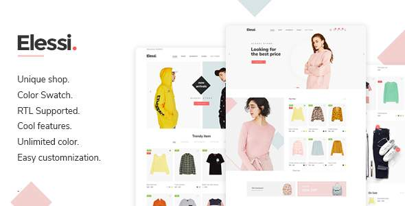 Elessi – Fashion Responsive Magento 2 Theme ( RTL supported )            TFx Brant Herb