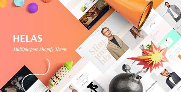 Helas - Minimal Shopify Theme            TFx Wilford Ogden