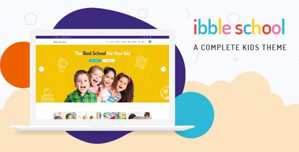Ibble - Creative Education WordPress Theme            TFx Aucaman Constantine
