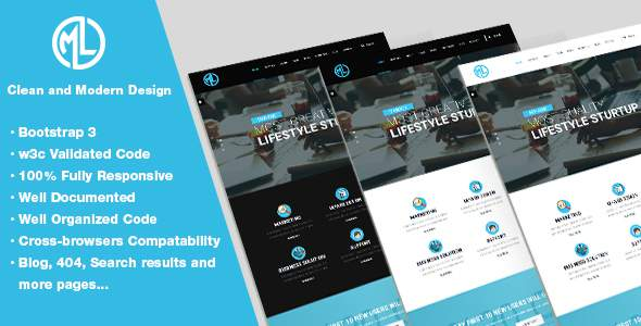 MLBUILD – Corporate and Business Template            TFx Cleve Rodge