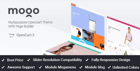 Mogo – fastest responsive fashion OpenCart theme            TFx Thom Lucas